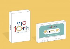 10周年記念カセット